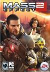 Mass Effect 2 dvd cover