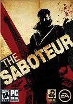The Saboteur dvd cover