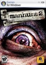 Manhunt 2 dvd cover