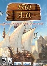 1701 A.D. poster