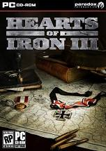 Hearts of Iron III dvd cover