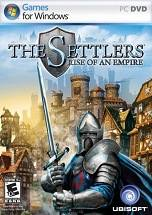 The Settlers: Rise of an Empire dvd cover