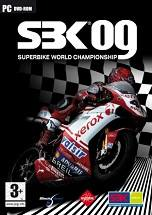 SBK-09 Superbike World Championship dvd cover