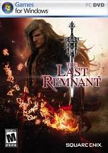 The Last Remnant  poster