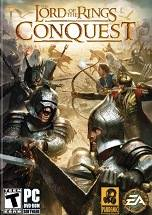 The Lord of the Rings: Conquest dvd cover