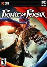 Prince of Persia dvd cover