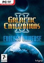 Galactic Civilizations II: Endless Universe Cover