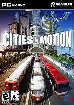 Cities in Motion dvd cover