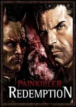 Painkiller: Redemption dvd cover
