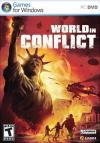 World in Conflict dvd cover
