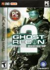 Tom Clancy's Ghost Recon Advanced Warfighter 2 dvd cover