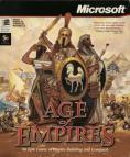 Age of Empires dvd cover