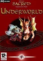 Sacred Underworld dvd cover