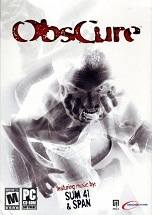 Obscure dvd cover