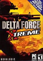 Delta Force: Xtreme dvd cover