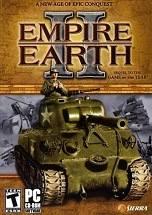 Empire Earth II dvd cover