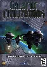 Galactic Civilizations dvd cover