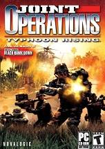 Joint Operations: Typhoon Rising dvd cover