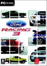 Ford Racing 3 dvd cover