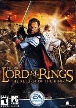 The Lord of the Rings: The Return of the King dvd cover
