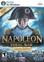 Napoleon: Total War dvd cover