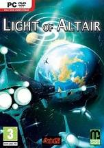 Light of Altair dvd cover