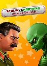 Stalin vs. Martians Cover