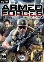 Armed Forces Corp. dvd cover