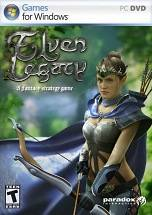 Elven Legacy dvd cover