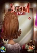 Silent Scream: The Dancer dvd cover