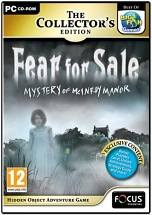 Fear for Sale: Mystery of McInroy Manor dvd cover