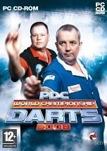 PDC World Championship Darts 2008 dvd cover