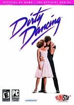 Dirty Dancing - The Video Game dvd cover