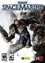Warhammer 40,000: Space Marine poster