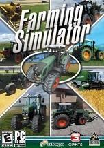 Farming Simulator 2009 dvd cover