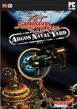 Sword of the Stars: Argos Naval Yard dvd cover