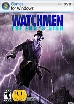 Watchmen: The End Is Nigh dvd cover