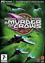 Sword of the Stars: A Murder of Crows dvd cover
