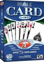 Hoyle Card Games 2012 dvd cover