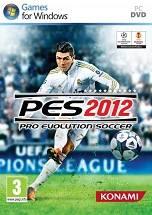 Pro Evolution Soccer 2012 Cover