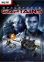 Spaceforce: Captains dvd cover