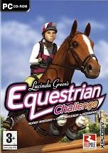 Lucinda Green's Equestrian Challenge dvd cover