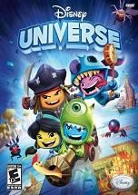 Disney Universe poster