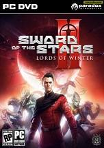 Sword of the Stars II Lords of Winter dvd cover