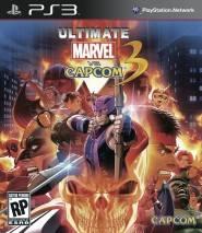 Ultimate Marvel vs. Capcom 3 cd cover