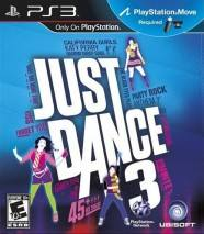 Just Dance 3 cd cover