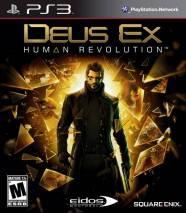 Deus Ex: Human Revolution dvd cover