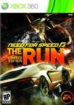 Need for Speed: The Run dvd cover