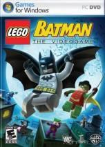 LEGO Batman: The Videogame dvd cover
