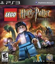 LEGO Harry Potter: Years 5-7 cd cover